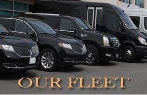 Los Angeles Limo services Fleet