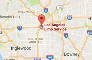Los Angeles service araes-cities and suburbs