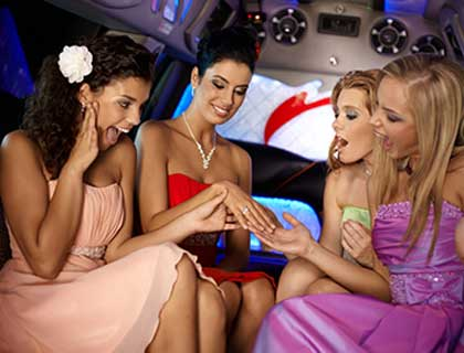 bachelorette party limo rental los angeles