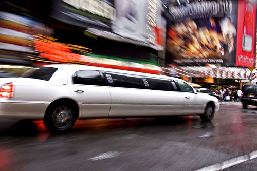 Los Angeles sightseeing limo tours