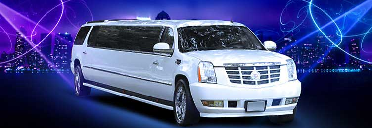 Los Angeles Escalade Limousine Fleet