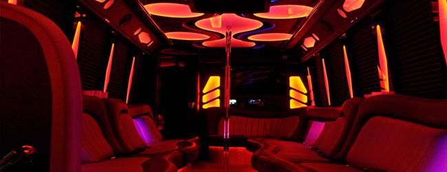 F550 Party bus Los Angeles