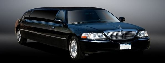 Lincoln Town Car limo Los angeles
