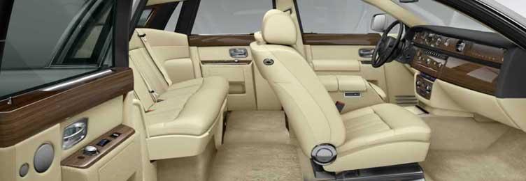 Rolls Royce Phantom Rentals in Los Angeles CA