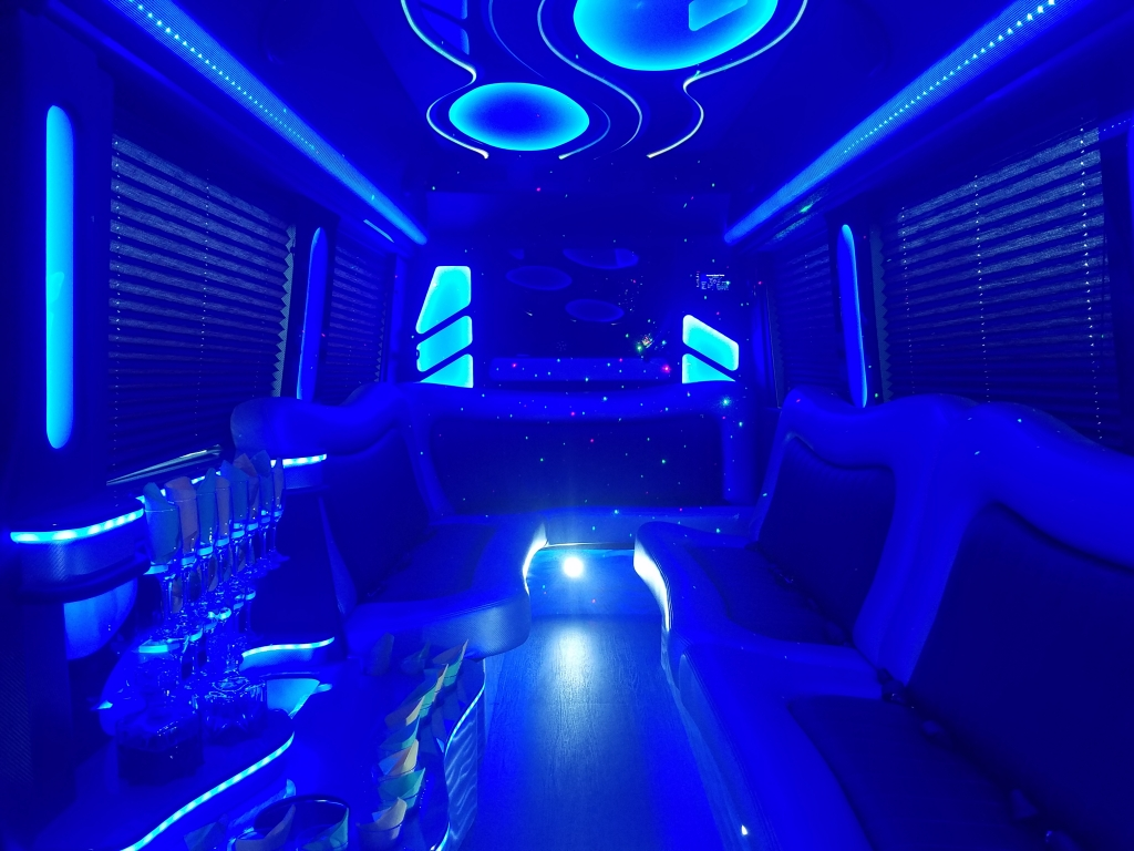 Sprinter Party bus
